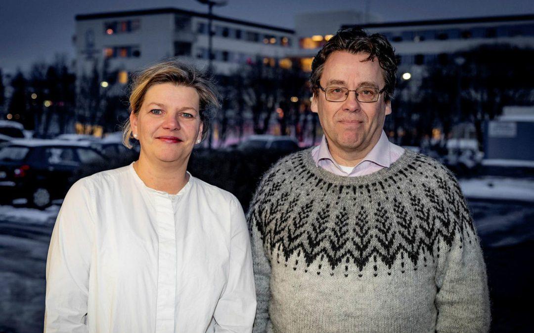 Afgerandi áhrif á þroska og velferð