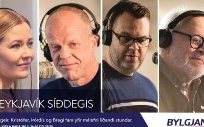 Reykjavík síðdegis – Það getur verið hættulegt að meðhöndla áfallastreituröskun án réttinda